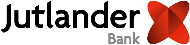 Banker i Danmark Jutlander Bank logo