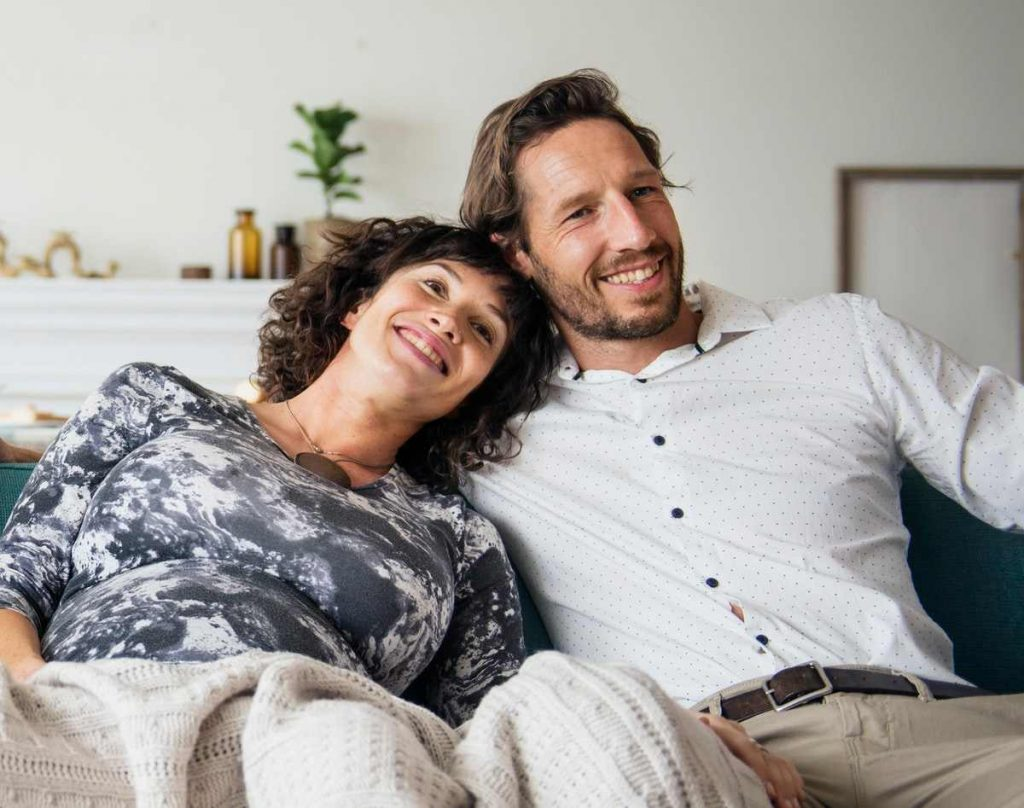 Par har fået en god boliglån rente